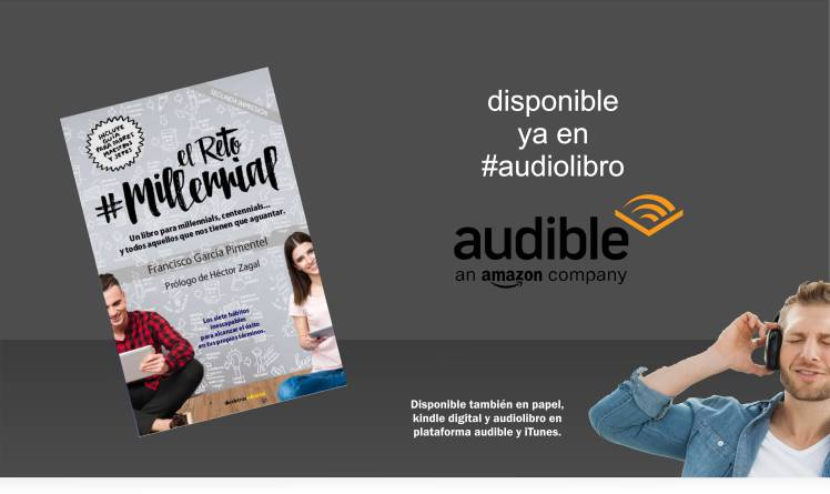 millennial audiobook promo